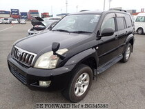 Used 2006 TOYOTA LAND CRUISER PRADO BG345383 for Sale for Sale