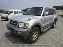Used 2000 MITSUBISHI PAJERO BG346851 for Sale for Sale