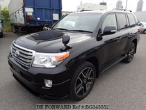 Used 2015 TOYOTA LAND CRUISER BG345552 for Sale for Sale