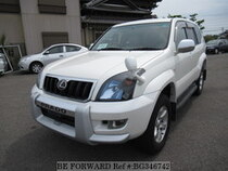 Used 2003 TOYOTA LAND CRUISER PRADO BG346742 for Sale for Sale