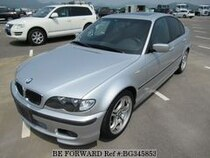 Used 2002 BMW 3 SERIES BG345853 for Sale for Sale