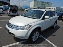 Used 2008 NISSAN MURANO BG345912 for Sale for Sale