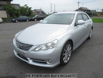 Used 2011 TOYOTA MARK X BG346757 for Sale for Sale