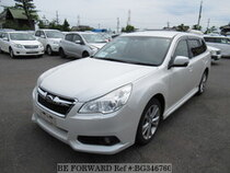 Used 2012 SUBARU LEGACY TOURING WAGON BG346760 for Sale for Sale
