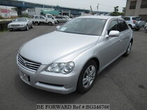 Used 2008 TOYOTA MARK X BG346766 for Sale for Sale
