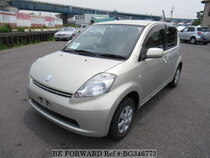 Used 2006 TOYOTA PASSO BG346773 for Sale for Sale