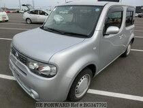 Used 2014 NISSAN CUBE BG347702 for Sale for Sale