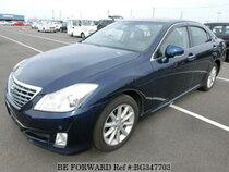 Used 2008 TOYOTA CROWN BG347703 for Sale for Sale
