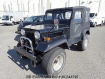 Used 1978 MITSUBISHI JEEP BG348729 for Sale for Sale