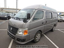 Used 2010 NISSAN CARAVAN VAN BG349452 for Sale for Sale