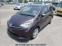 Used 2010 TOYOTA RACTIS BG349363 for Sale for Sale