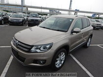 Used 2012 VOLKSWAGEN TIGUAN BG349505 for Sale for Sale