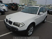 Used 2006 BMW X3 BG349506 for Sale for Sale