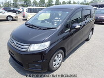 Used 2012 HONDA FREED SPIKE BG349369 for Sale for Sale