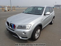 Used 2013 BMW X3 BG350529 for Sale for Sale