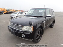 Used 2008 LAND ROVER RANGE ROVER BG350531 for Sale for Sale