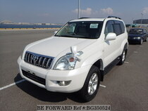 Used 2003 TOYOTA LAND CRUISER PRADO BG350524 for Sale for Sale