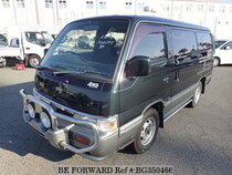 Used 1991 NISSAN CARAVAN COACH BG350466 for Sale for Sale