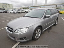Used 2008 SUBARU LEGACY TOURING WAGON BG350694 for Sale for Sale