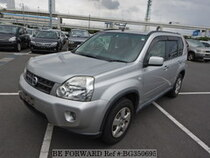 Used 2008 NISSAN X-TRAIL BG350695 for Sale for Sale