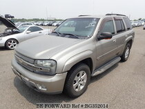 Used 2004 CHEVROLET TRAILBLAZER BG352014 for Sale for Sale