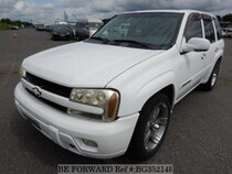 Used 2003 CHEVROLET TRAILBLAZER BG352149 for Sale for Sale