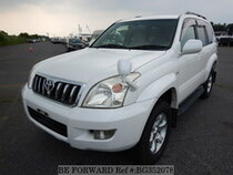 Used 2004 TOYOTA LAND CRUISER PRADO BG352078 for Sale for Sale