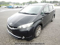 Used 2009 TOYOTA WISH BG352176 for Sale for Sale