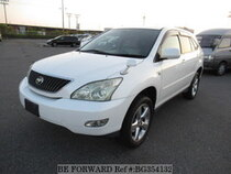 Used 2003 TOYOTA HARRIER BG354132 for Sale for Sale
