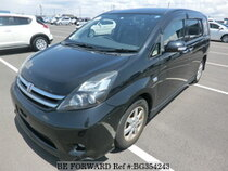 Used 2010 TOYOTA ISIS BG354243 for Sale for Sale