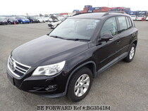 Used 2009 VOLKSWAGEN TIGUAN BG354184 for Sale for Sale