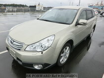 Used 2010 SUBARU OUTBACK BG354270 for Sale for Sale