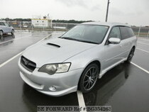 Used 2005 SUBARU LEGACY TOURING WAGON BG354263 for Sale for Sale