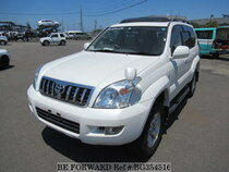 Used 2003 TOYOTA LAND CRUISER PRADO BG354516 for Sale for Sale