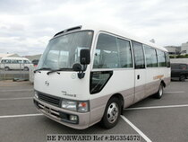 Used 2005 HINO LIESSE II BG354573 for Sale for Sale