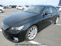 Used 2010 TOYOTA MARK X BG354575 for Sale for Sale