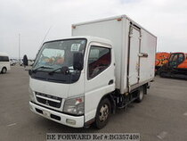 Used 2008 MITSUBISHI CANTER BG357408 for Sale for Sale