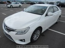 Used 2012 TOYOTA MARK X BG357534 for Sale for Sale