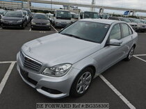 Used 2013 MERCEDES-BENZ C-CLASS BG358300 for Sale for Sale