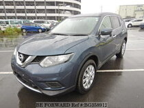 Used 2016 NISSAN X-TRAIL BG358912 for Sale for Sale