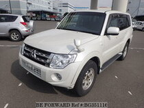 Used 2012 MITSUBISHI PAJERO BG351116 for Sale for Sale