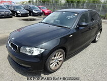 Used 2008 BMW 1 SERIES BG352260 for Sale for Sale