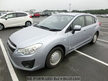 Used 2012 SUBARU IMPREZA SPORTS BG351830 for Sale for Sale