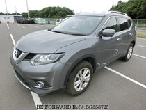 Used 2016 NISSAN X-TRAIL BG356725 for Sale for Sale