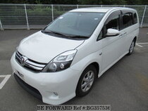 Used 2014 TOYOTA ISIS BG357536 for Sale for Sale