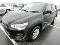Used 2016 MITSUBISHI RVR BG359358 for Sale for Sale