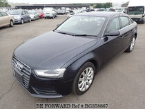 Used 2013 AUDI A4 BG358867 for Sale for Sale
