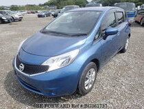 Used 2016 NISSAN NOTE BG361737 for Sale for Sale