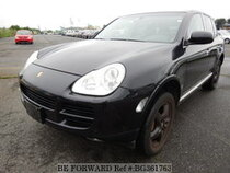Used 2005 PORSCHE CAYENNE BG361763 for Sale for Sale
