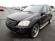 Used 2010 MERCEDES-BENZ M-CLASS BG361745 for Sale for Sale